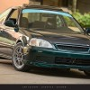 REAL SI – Tony's Rebuilt Civic SI